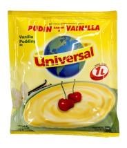 Universal Pudín Sabor de Vainilla 100g