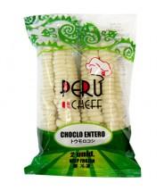 Peru Cheff Choclo Entero Congelado 500g