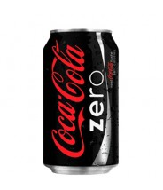 Cola-Cola Zero Lata 350ml