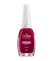 Colorama - Esmalte Cremoso (CEREJA) 8ml