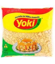 Yoki Farinha de Milho Amarelo  - 500g ( validade 14/03/2019 )
