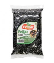 Primor Feijão Preto 1kg