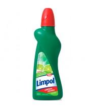 Limpeza Pesada Limão 500ml Limpol - Bom Bril
