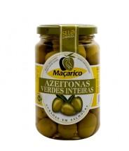 Maçarico - Azeitonas Verdes Inteiras (Com Caroço) 350g