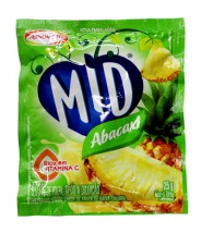 Mid Suco em Pó sabor Abacaxi 25g