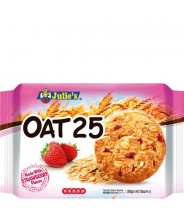Oat 25 Strawberry 200g Julie´s