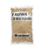 Farinha de Rosca Grossa 300gr Latin Yamato