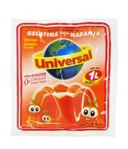 Gelatina sabor NARANJA 75g - UNIVERSAL