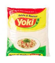 Yoki Farinha de Mandioca CRUA - 500g