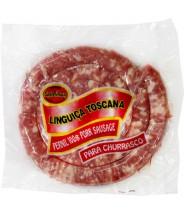Linguiça Toscana para Churrasco 400g - SANTO AMARO
