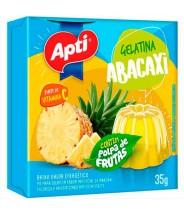 Apti Gelatina de Abacaxi 35g