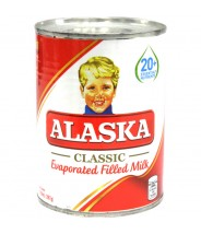Classic Evaporated Filled Milk 370ml Alaska