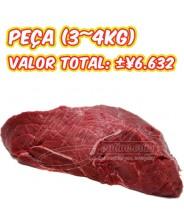 Alcatra Peça s/Gordura - Peso entre 3~4kg COD. 9