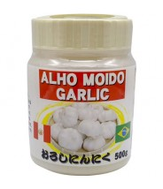 Alho Moído 500g World Links