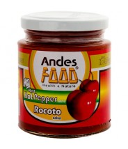 Red Hot Pepper Rocoto 220g Andes Food