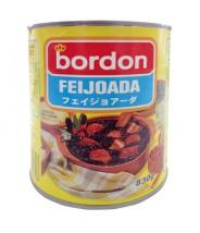Feijoada Pronta 830g Bordon