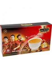 Cà phê hòa tan 3 trong 1 TNI King Coffee 320g ( 20 gói x 16g )