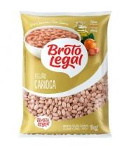 Feijão Carioca 1kg Broto Legal