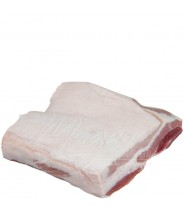 Costela de Porco *sem Couro e sem Osso em Bloco 1kg COD.179