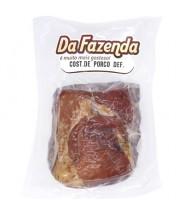 Costelinha de Porco Defumada Da Fazenda ( ¥ 258 x peso do pacote)