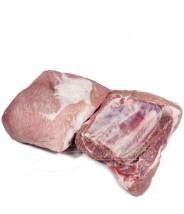 Costela de Porco ((Com Osso)) Bloco Peça 750g ~ 1kg. Preço por kilo COD.175