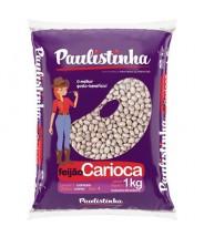 Feijão Carioca 1Kg Paulistinha