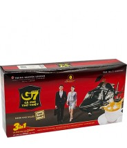 Coffee Instant 3 in 1 Cà Phê Hòa Tan 16gx21 G7