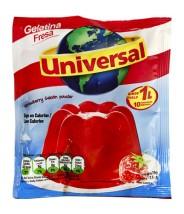 Gelatina Fresa (Morango) 75g Universal