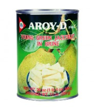 Green Jack Fruit in Brine 565g Aroy-D