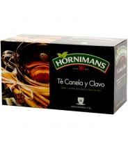 Hornimans Canela Y Clavo 40g