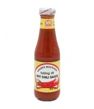 Hot Chili Sauce  230g Golden Mountain