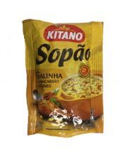 Sopão de Galinha com Macarrão e Legumes 196g Kitano