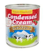 Condensed Cream 380g Tomato Corporation ( Leite Condensado )