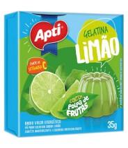 Apti Gelatina de Limão 35g