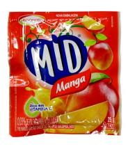 Suco em Pó sabor Manga 25g Mid