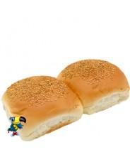 Pão de Hamburguer com Gergilim 2unid Servipan (Somente aos Sábados e Domingos)