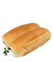 Pão de Hot Dog  2 unid Servipan (Somente aos Sábados e Domingos)