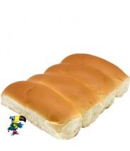 Pão de Hot dog 4 unidades - SERVIPAN Somente Sábado e Domingo
