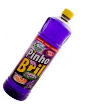 Desinfetante Pinho Bril Campos de Lavanda 1L Bom Bril