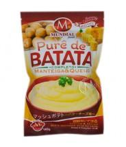 Purê de Batata 140g Mundial Foods