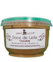 Doce de Leite c/ Chocolate 320g Santo Lucio
