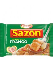 Sazon para Frango 60g Ajinomoto