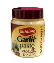 Alho em Pasta 500g - SUBLIME