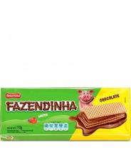 Fazendinha Wafer Chocolate 115g Bela Vista