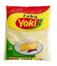 Fubá  Mimoso 500g - Yoki